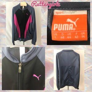 Puma Jacket Girls L